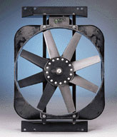 Flex-A-Lite Black Magic Fan Part #155